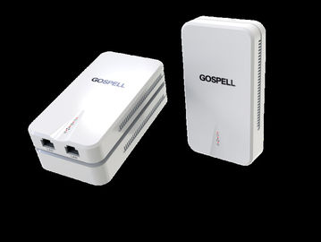چین G2000-X Wifi Network Extender G.HN 2.0 Powerline Adapter Network Powerline رمزگذاری AES-128 توزیع کننده